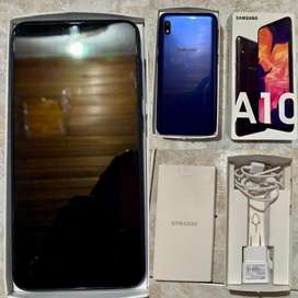 Samsung A10 a la venta