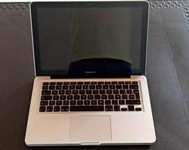 """Portatil MacBook Pro 13"""" 2012"""