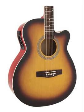 Guitarra Electroacústica Sunburts 40''