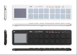 NanoPad2 Mini Controlador Midi Usb Con Triggers Y Touchpad Nuevos