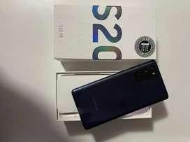 Samsung galaxi S20 fe nuevo