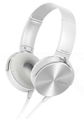 Audifonos Diadema Sony Alambricos