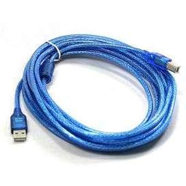 Cable para impresora (Blindado)  5 Metros