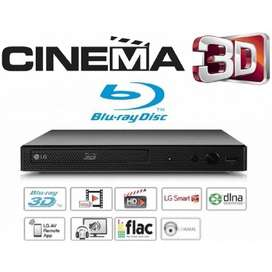 Reproductor Blu-ray LG Bp450 3d Smart Tv