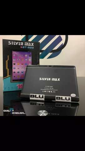 """TABLETA SILVER MAX 10.1"""", incluye GAFAS 3D Y ESTUCHE"""