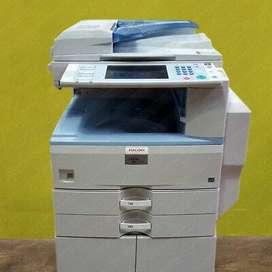 promocion de fotocopiadora a blanco y negro, con garantia