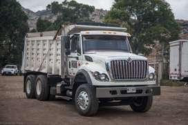 olqueta International Inter 7600 dobletroque, modelo 2014 llantas nuevas