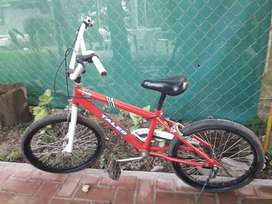 Bicicleta Taleb rodado 20