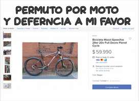 bicicleta mazzi