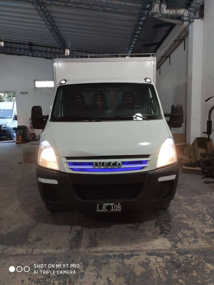 Iveco Daily 55c16 0