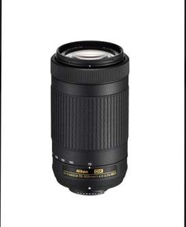 Lente Nikon Af 70-300
