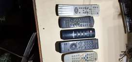 Combo 6 control TV