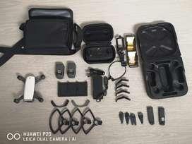 Drone DJI Spark Combo + accesorios
