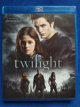 Blu-Ray Twilight Saga