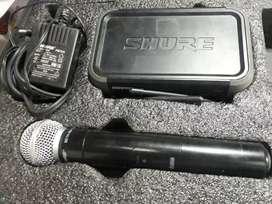 Microfono Inalambrico Shure Beta 58