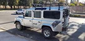 VENDO LAND ROVER DEFENDER AÑO 2006
