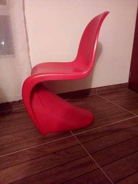 silla en S