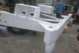 Todo tipo de Estructuras Metalicas fabricacion y reparacion