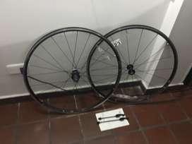 Ruedas Bontrager Race aluminio nuevas