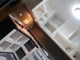 Trabajo de Drywall y pintura