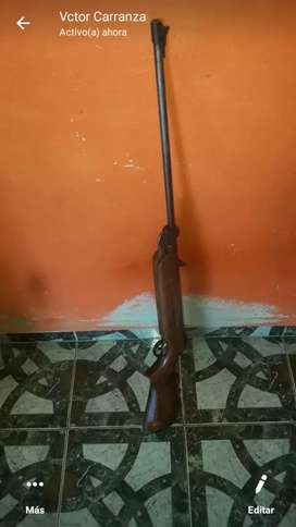 Vendo rifle 5.5
