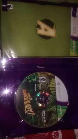 Juego Kinect Aventures Original Xbox 360