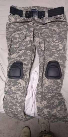Pantalón táctico del ejército de EEUU