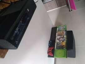 Vendo Xbox 360 súper slim E