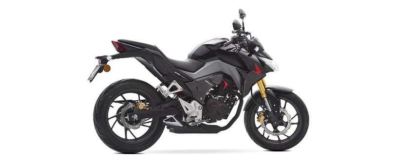 Honda Cb 190 0km Cb190 Masera Motos Cba stock limitado 0