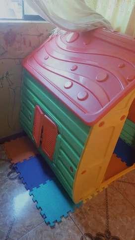 Una casita para niña