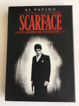 SCARFACE PLATINUM EDITION DVD