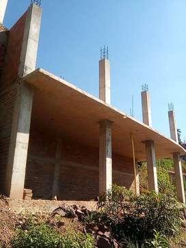 Se vende casa en construccion, proyeccion de dos pisos con local, vehicular, servicios publicos, dueño directo