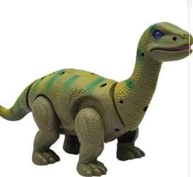 Dinosaurio pone huevo con luz y sonido