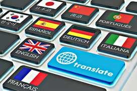 Traducciones en varios idiomas
