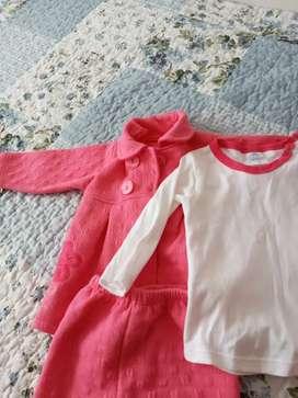 Remato ropa de bebe nuevas y seminuevas