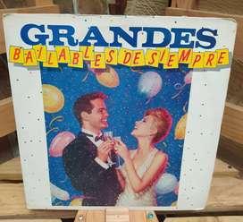 Lps Long Play Díscos Acetatos Pastas Vinilos Vinyl GRANDES BAILABLES DE SIEMPRE