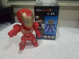 Mini Componente de Iron-Man