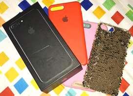 Iphone 7 plus-128 GB exelente estado con caja y accesorios