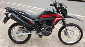 Honda Xr 190 inyección
