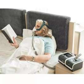 Terapia de alto flujo CPAP
