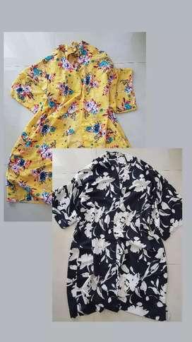 Kimonos  estampados
