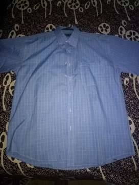 Camisa manga corta Hombre XL