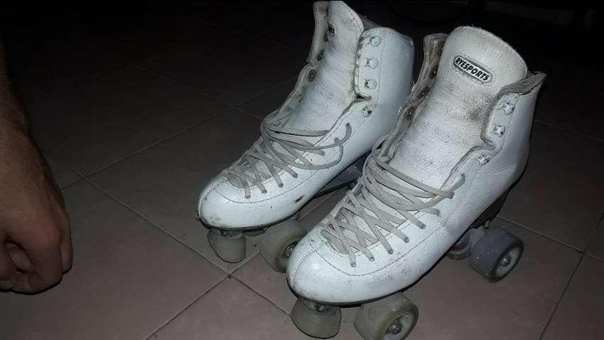 Vendo patines profesionales, talle 41.Corrientes Cap. 0