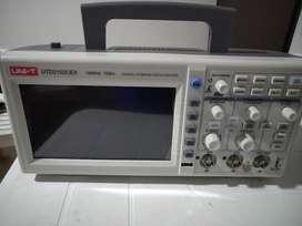 Osciloscopio Utd2102cex Banda de 100mhz