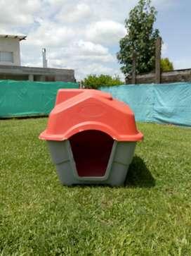 Cucha/casa Para Perros Grandes, Térmica, De Plástico