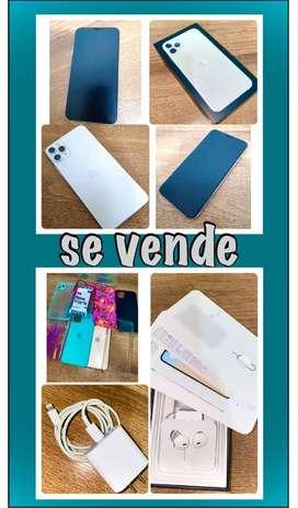 VENDO IPHONE 11 PRO MAX - 256 GB