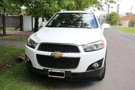 Vendo Chevrolet Captiva en excelente estado