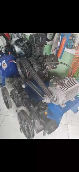 Compresores tiponindustrial y semi-industrial