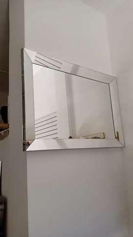 Espejo de lujo tipo salón