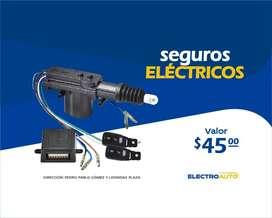 SEGUROS ELECTRICOS DE VEHICULO CON CONTROL